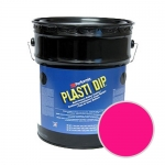 Plasti Dip 5Gal - Fluorescent Pink
